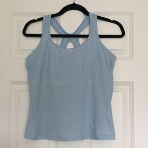 Nike Workout Light Blue Tank